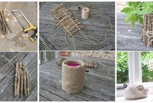 DIY garden plants