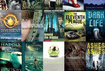 Books! Books! Books! / by Hillary Tunker