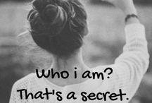 Les ptits mots de Lady's Secret