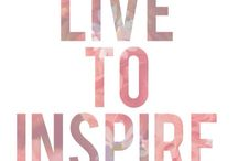 Live To Inspire❤️❤️