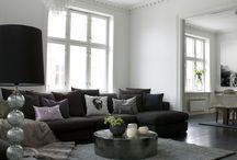 meubels op vloer