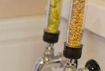Craft Beer DIY / Home made craft beer accessories.