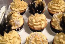 Gatsby cupcake ideas