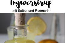 Sirup Siruprezepte / Sirup - Siruprezepte - Geschenke aus deiner Küche -