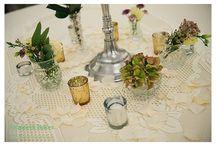 Wedding flowers Crow Hill / Lily Blossom Florist