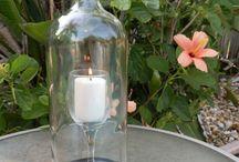 glass bottles ideas