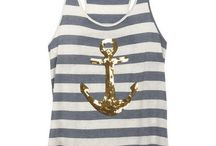 Nautical Obsession / by Amber Tansey