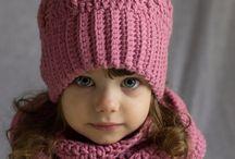 Шапки - шарфы - носки