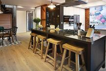Industrial Style / Industrial influences in home decor