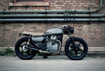 Motorcycles / by Seth Renshaw