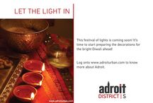Countdown to Diwali 2013 / Visit www.adroiturban.com to know more about our projects!