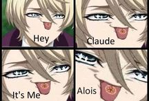 MY SON, ALOIS TRANCY