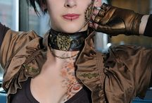 STEAMPUNK Etc...