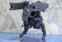 Kitbash Robots!