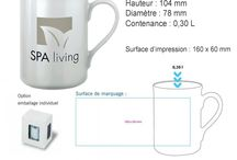 Mug publicitaire / Mug / tasse / gobelet publicitaires