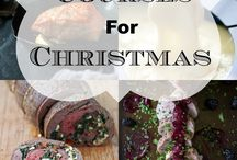 Christmas Menu Ideas