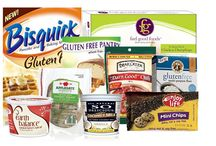 GF or Sensitivity free products / Prepared & packaged foods that are Gluten & if possible Corn, Egg & Dairy free.