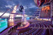 Thema   Grootste cruiseschepen / Under Construction