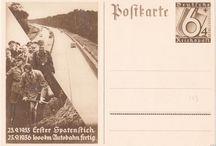 postcard reichpost