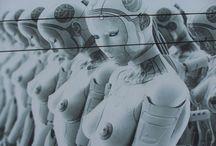 Cyborgs, KI, Roboter