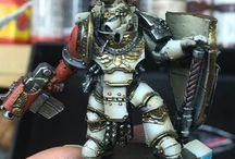 Deathguard and Duskraiders