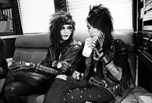 Andley / Andy Biersack and Ashley Purdy