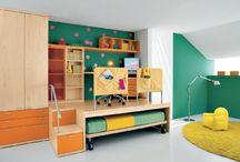 kids room / by Alisha Metelko Hansen