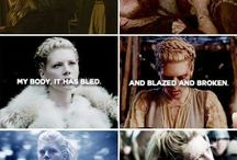 Lagertha / For costuming