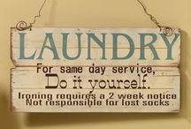 Laundry Room / by Bianca Nicholson