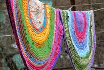 Recycled Sweaters & Felted Wool / by cheryl g