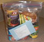 Food Storage/Emergency Preparedness