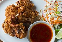 Best Fried Chicken Recipes / Recipes for fried chicken, side dishes, cooking tips and more.  / by Tasting Table