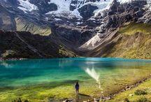 Salkantay Trek Classic / The Salkantay Trek Classic is one of the most popular alternative treks to the Inca Trail!