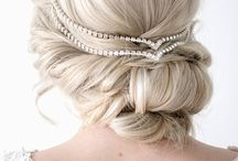 Wedding hairstyle / Wedding is coming