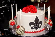 New Orleans Wedding Cakes / Cakes and Desserts for your #NewOrleans #Wedding