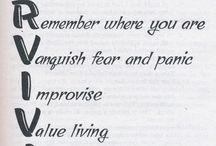 stuff to memorize
