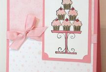 Cupcake Cards / by Ruth Hall