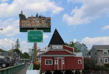 Summertime in Kennebunkport, Maine / Things to do, places to stay, food to eat in Kennebunkport, Maine during the summertime. / by Select Registry