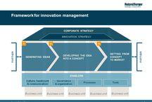 Innovation Frameworks / by Matthew Greeley