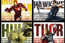 Super heros / Pictures of super heros