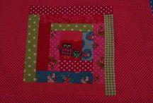 Quilten voor kinderen / Baby quilt