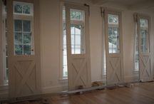 Barnhouse doors