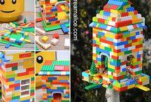 Objets en lego