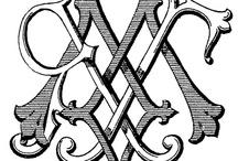 Monogram Designs / Monogram designs