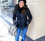 CollegeFashionista / by Kristina Vega