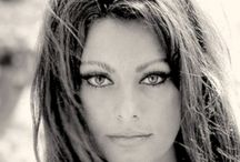 Sophia Loren - classical beauty / The best of the most georgeous female ever