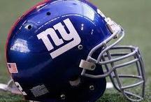I am A Crazy New York Giants Fan!  / by Jeff Rodríguez