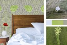 urban eye studio wallpapers / wallpapers & glass instalations