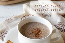 Mexican Mocha Recipe | ASpicyPerspective.com #chocolate #coffee