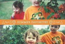 Favorite Kids Summer Activities